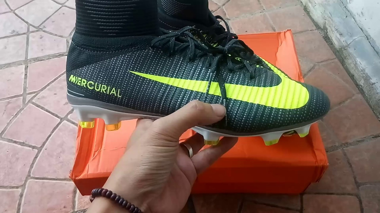 29a68448320 Iseng iseng unboxing fake nike mercurial superfly v cr7 chapter 3 :  discovery
