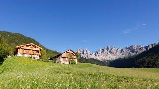Traumziel Bergbauernhof - Urlaub auf dem Bauernhof, Roter Hahn // I masi di montagna di Gallo Rosso