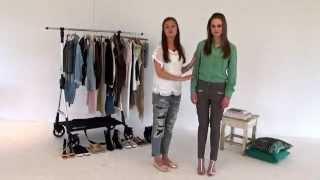 Trend -  LEREN BROEK - Manon de Boer Thumbnail