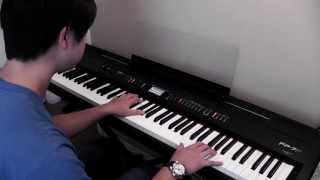 Mighty No. 9 Main Theme Piano Cover (4JC Brothers Solo Cover) Malaysia