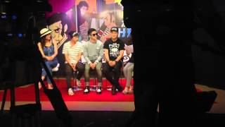 [FANCAM] 130823 EPIKHIGH at Channel [V] Thailand #5