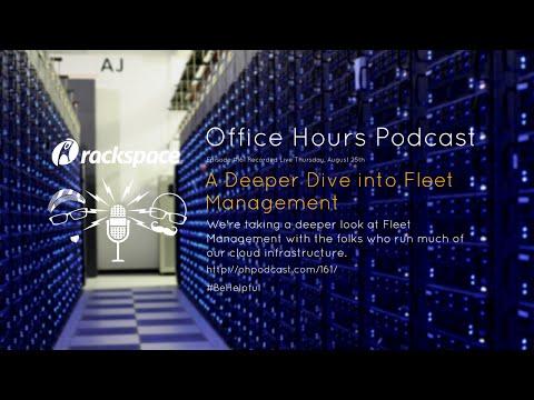 A Deeper Dive into Fleet Management