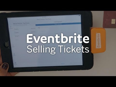 Selling Tickets With Eventbrite Organizer