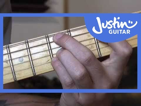Minor Jazz Chord Extensions - How to Play Jazz Guitar Lesson [JA-022]