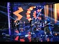 Download Trupa Ska-nk a adus LIVE referenul pe care l-au cântat în cor membrii juriului
