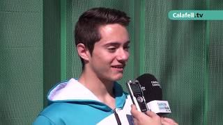 El Club Gimnàstica Calafell arrenca la temporada 2020 al Joan Ortoll