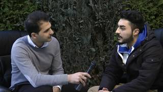 YEZIDE WIRD CHRIST UNGLAUBLICH Jesus LEBT!!! Interview mit Bruder Hussam