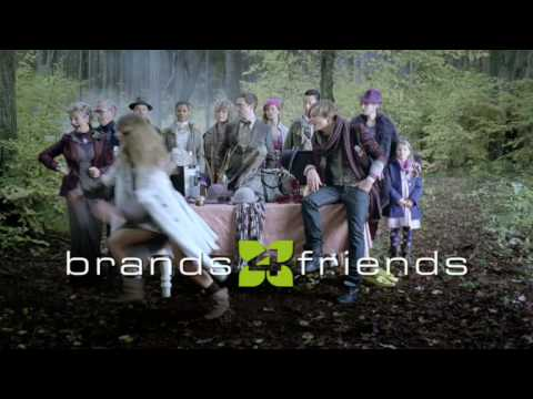 Brands4friends De brands4friends de tv spot shoppingclub