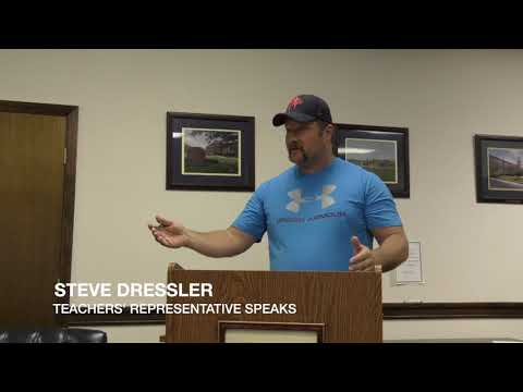 Steve Dressler On Salary Scales, 9 18 17