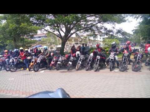 Bleyer Rx King di Acara JKI (Jatim King Independent) Surabaya.