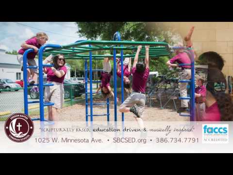 Stetson Baptist Christian School - Motion Graphics Ad