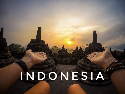Indonesia (Bali, Sumatra, Java, Lombok) - Amazing Adventures (gopro hero 4 black)