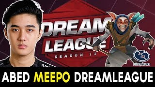 ABED MEEPO DESTROY DEMON SLAYERS!! Evil Geniuses vs Demon Slayers - DreamLeague S13 NA Qualifiers