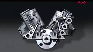 Audi Engine TDI 6.0L W12 Service Training Information