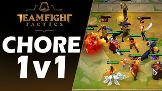 1v1 Z LOGOPEDĄ W LATEGAME - TEAMFIGHT TACTICS