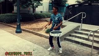 Level up Ciara drum cover A1chops