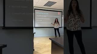 Ocala CEP Tuesday Talks -  Business Networking with Sonda Eunus