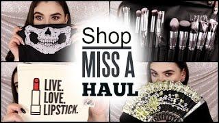 HUGE!! Shop Miss A Unboxing Haul! #2