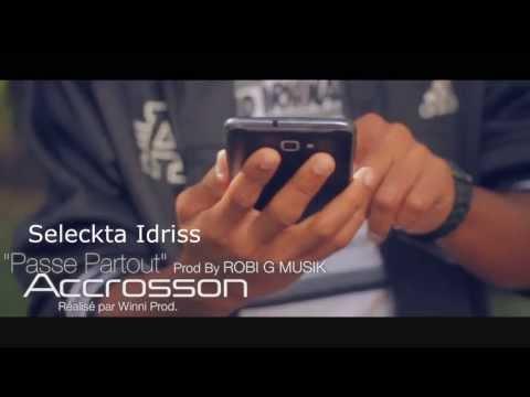 Veejay eLJi feat Selekta Idriss & Accrosson - Passe Partout 2013 Vrs Maxi [Videomix]