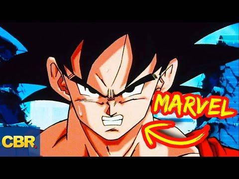 10 Anime Characters You Wish Were Marvel Superheroes