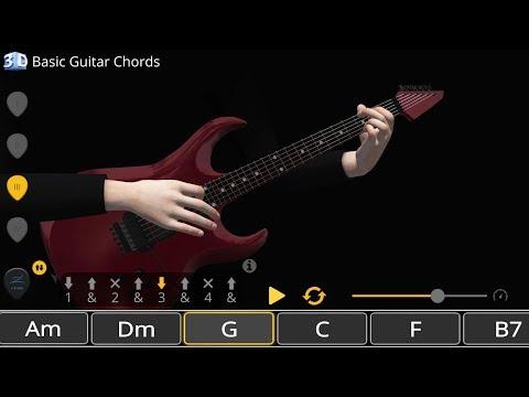 Guitar 3D - Basic Chords - Strum Update - v1.1.2