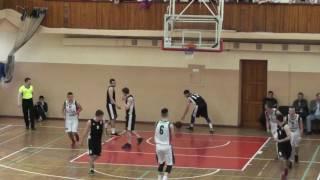 ЗНТУ (Запоріжжя) – СумДУ (Суми) 103-82 (відео матчу, 2-га половина)