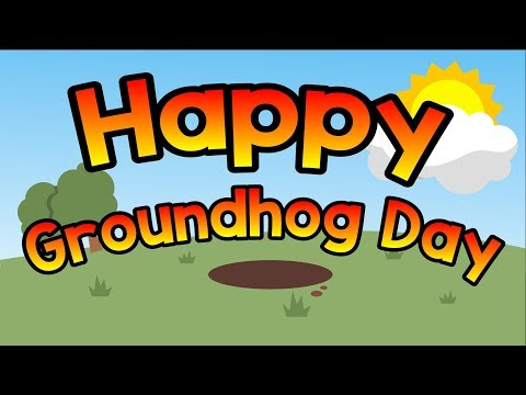 It's Groundhog Day | Fun Holiday Song for Kids | Jack Hartmann
