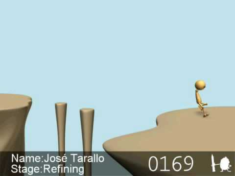 Jumps - Animation Mentor Assignment