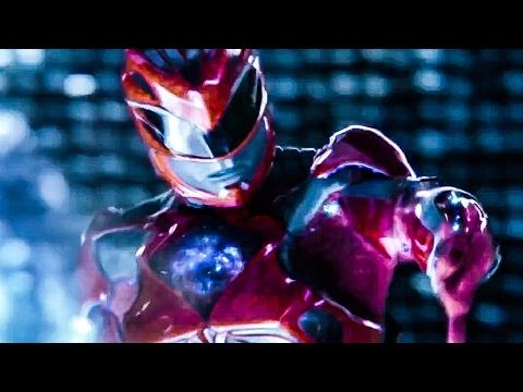 POWER RANGERS 'Go Go Power Rangers' TV Spot Trailer (2017)