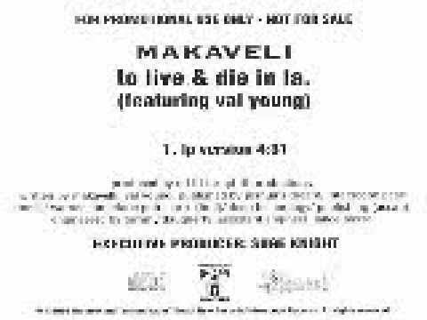 Makaveli - To Live And Die In LA (Radio Version)