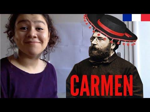 J'TE RÉSUME - Bizet/Carmen