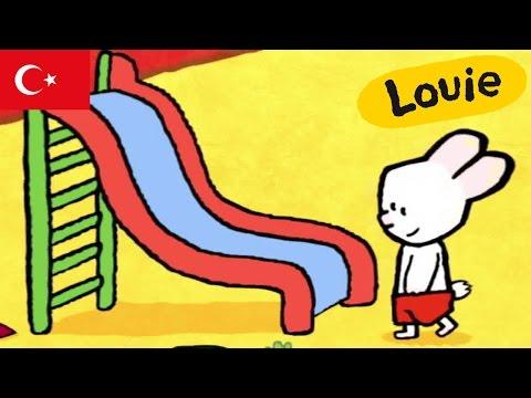 LOUIE - Kaydırak Çiziyor S01E18 HD   Çocuklar için çizgi filmler