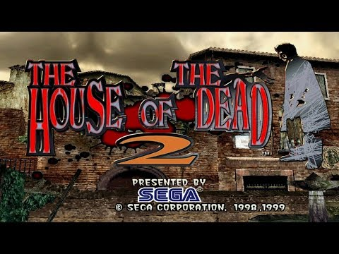 Lets Play House Of The Dead 2! Attempt 1