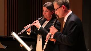 SCHUMANN Canonic Etude, Op. 56, No. 2 - Janna Leigh Ryon, oboe - March 2014