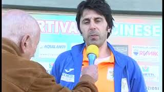 Eccellenza Girone B Bucinese-Porta Romana 0-2