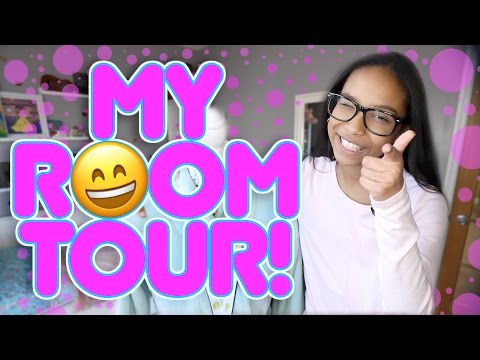 Room Tour 2017! | Morgan Jean