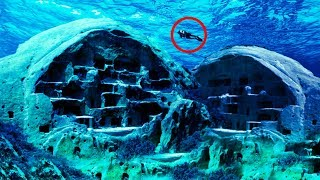 Most AMAZING Underwater Discoveries Made By Divers!