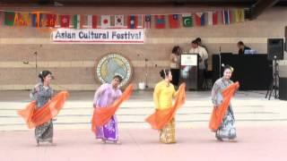 indonesian dance   asian cultural festival 2012