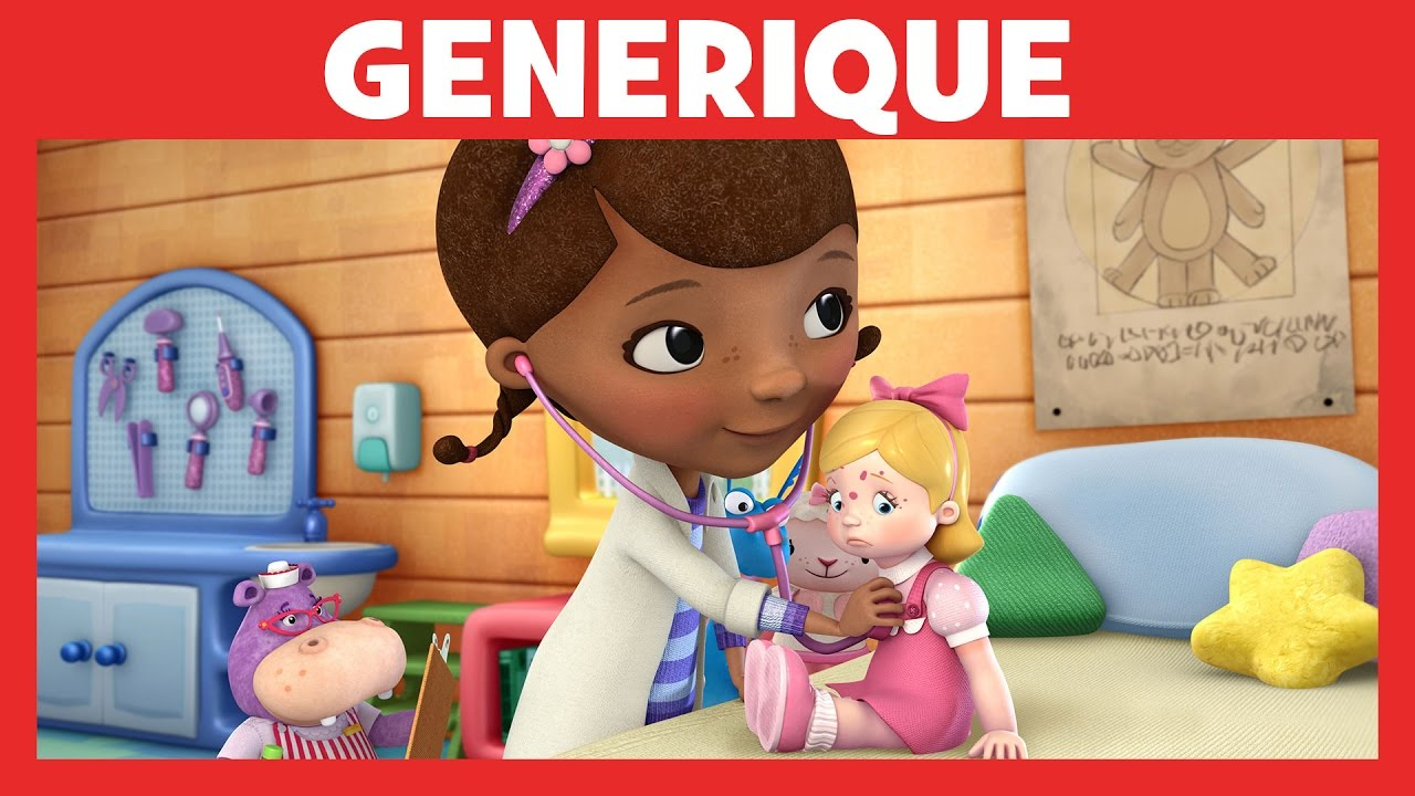 G n rique de docteur la peluche disney junior youtube - Disney docteur la peluche ...