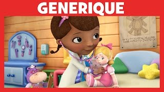 Générique de Docteur la Peluche - Disney Junior
