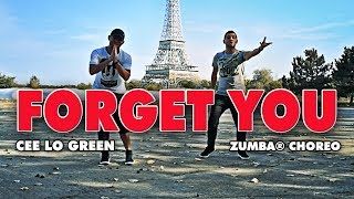 Forget You - Cee Lo | Zumba Fitness Choreo by ionut iordache