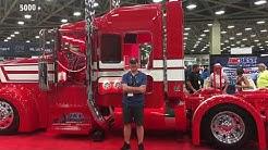 Truck show in Dallas, TX 08/23 - 08/25/2017