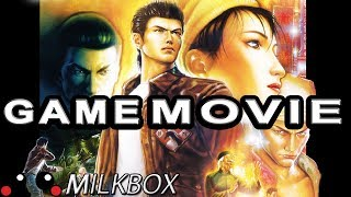 Shenmue 2 REMASTER PS4 Xbox One Game Movie All Story Fights Japanese