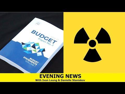 Evening News - [GST Fight + Uranium Mining]