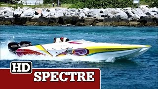 Spectre Power Catamaran