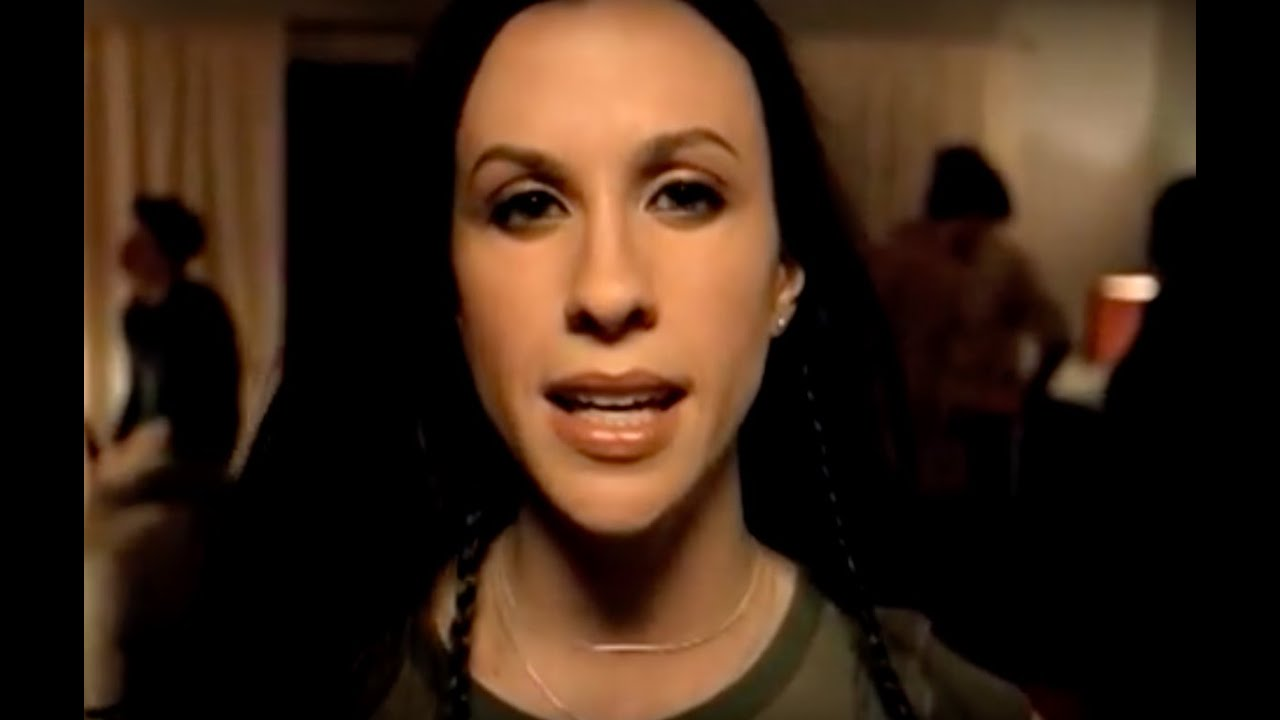 So unsexy alanis morissette video you oughta