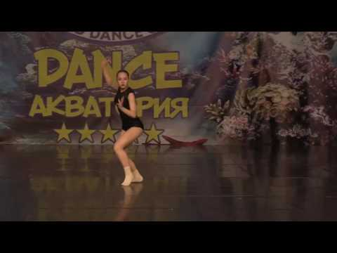World Dance Olympiad XVI - World Cup Modern Adults Final Milana Sturova