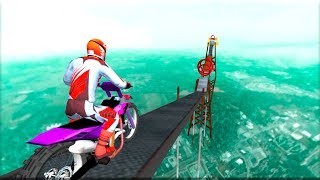 Offroad Bike Racing - Gameplay Android game - realistic bike racing game in 2018