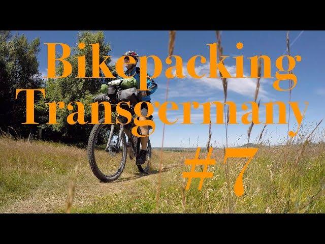 Bikepacking Transgermany #7