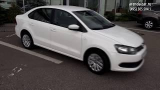 видео Прокат Volkswagen Polo 1.6 MT в Крыму